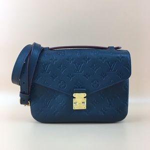 Louis Vuitton Pochette Metis Monogram Empreinte